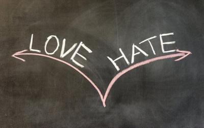 """关于""""恨""""那些事儿"""